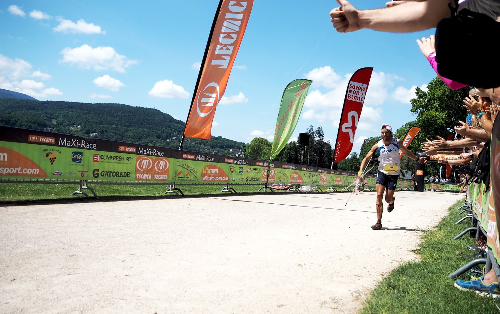 Sylvain Court champion du monde de trail