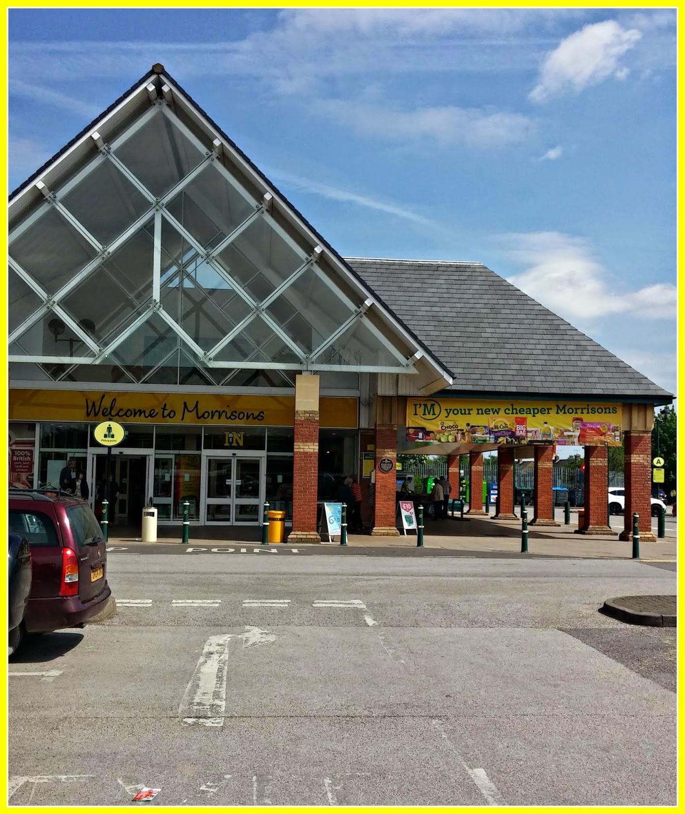 Morrisons, supermarket