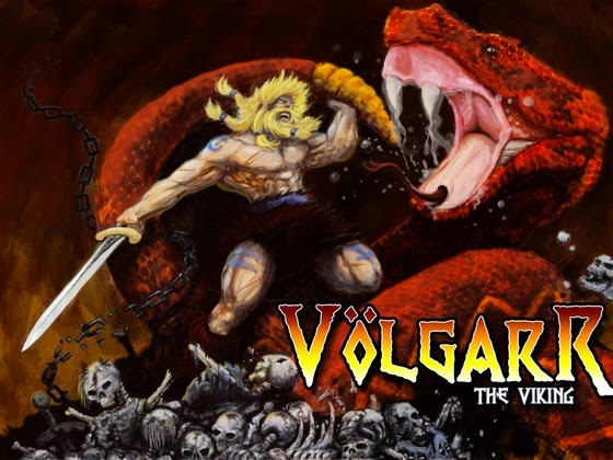 Volgarr The Viking Game