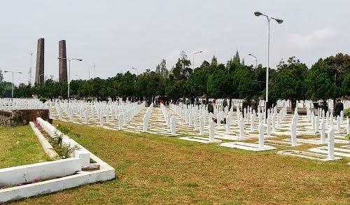 Taman Makam Pahlawan Cikutra Bandung Kota