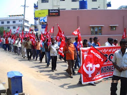 May Day Rally 2011 Bangalore