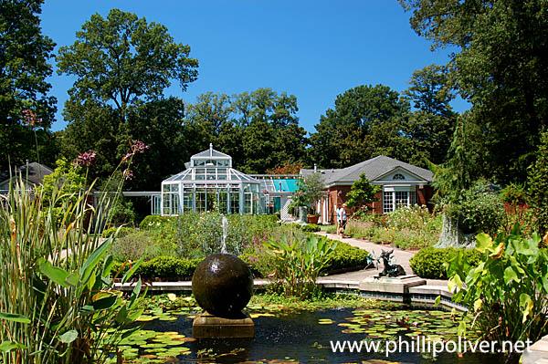 Trip to memphis dixon gallery gardens for Garden trees memphis