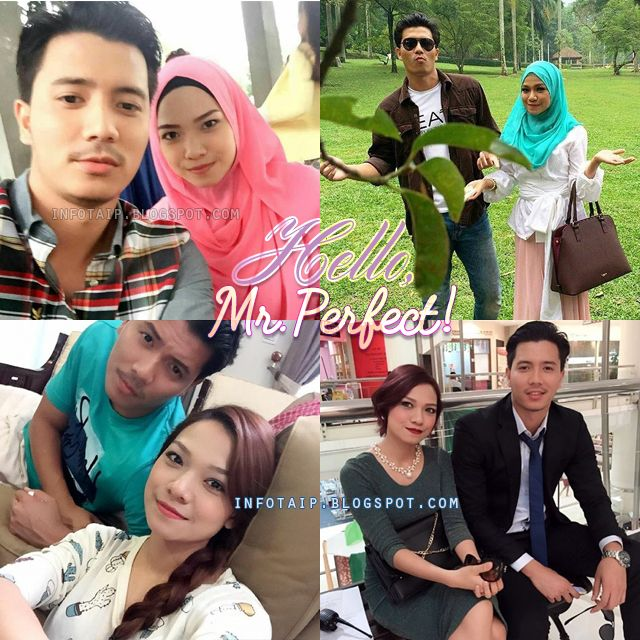 Barisan Para Pelakon Hello Mr Perfect!