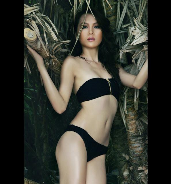 Năm 2010, sau 3 lần liên tiếp đăng ký nhưng không được dự thi vì chưa đủ tuổi, Ngọc Thạch đã được trao giải Vàng Siêu mẫu Việt Nam.