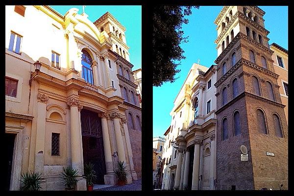 S. Maria in Monticelli w Rzymie