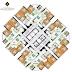 Mặt bằng tầng căn hộ Hoàng Anh Thanh Bình block A & C