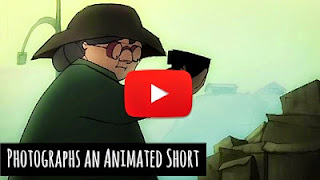 Watch Photography a touching animated short film about an old lady who stumbles upon an old Polaroid camera and relives her life once more with her late fiance with the help of photographs via geniushowto.blogspot.com animated videos