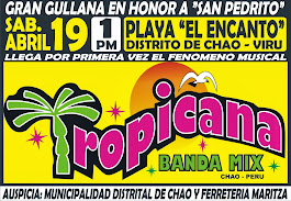 TROPICANA BANDA MIX