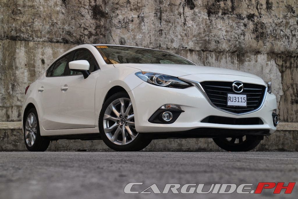 Review: 2014 Mazda3 2.0 Skyactiv