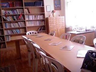 Yenilenen kütüphanemiz
