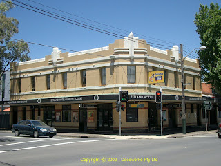 The Zetland hotel or Green Park Hotel