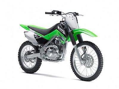 2012 Kawasaki KLX140L
