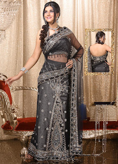 Latest Indian Lehnga Sarees