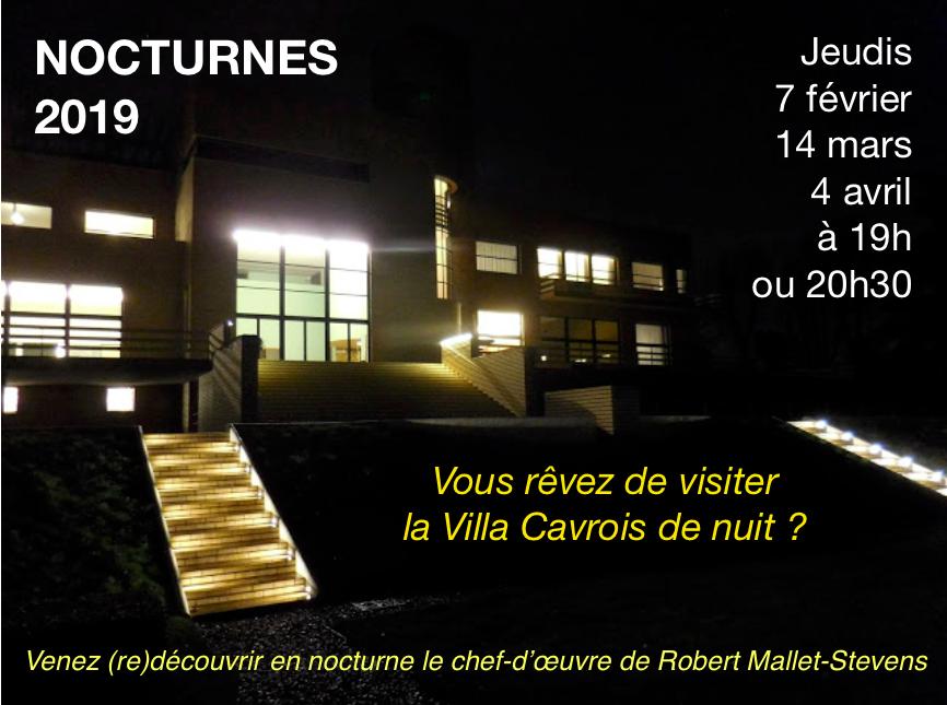 Nocturnes 2019