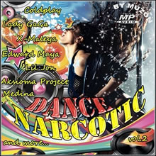 CD Dance Narcotic vol. 2 (2012)