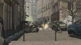 Paris Call of Duty