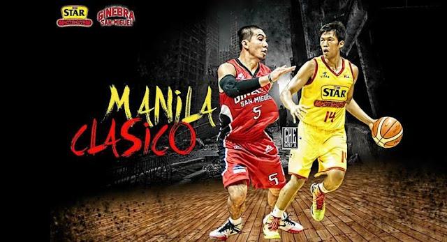 Manila Clasico 2015