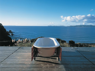 Beachfront house, Coromandel, New Zealand