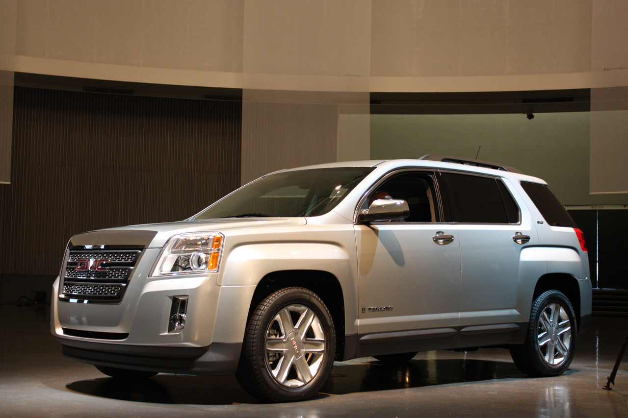 2011 Gmc Terrain Sle 1 >> 2011 GMC Terrain | Car Top