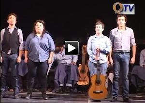 """Festival de Teatro Internacional Quilicura 2014 (FITQ) Finaliza con  Obra """"Victor jara sin Victor"""""""