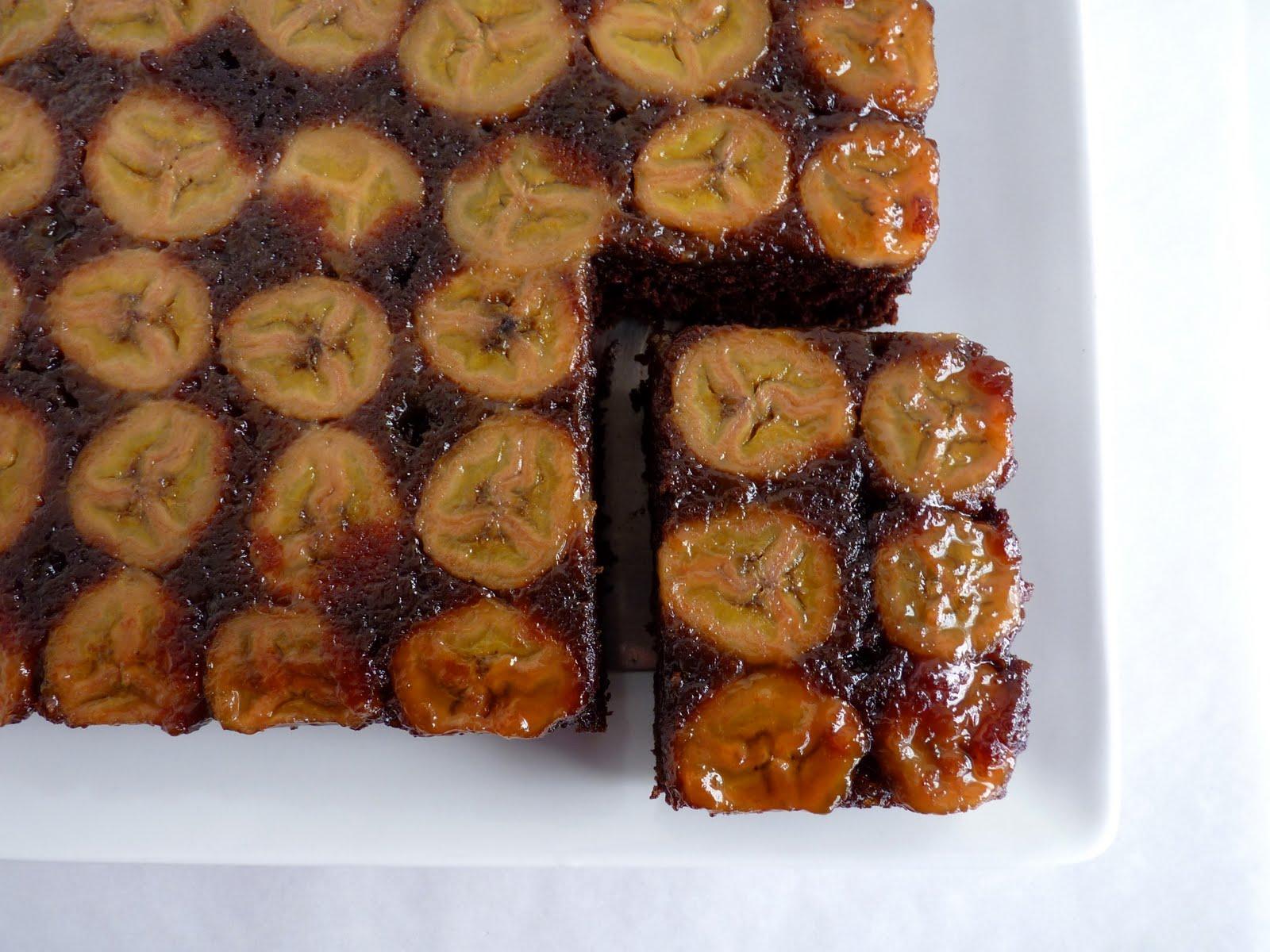 banana upside down cake upside down cake pineapple upside down cake ...