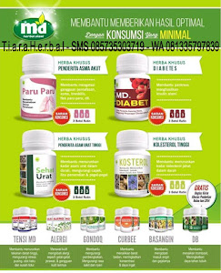 AGEN RESMI MD Herbal