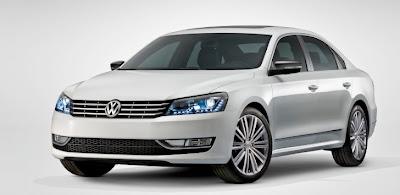 Volkswagen Passat Performance Concept Coming to Detroit