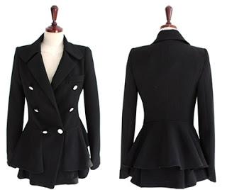 blazer wanita terbaru 2013