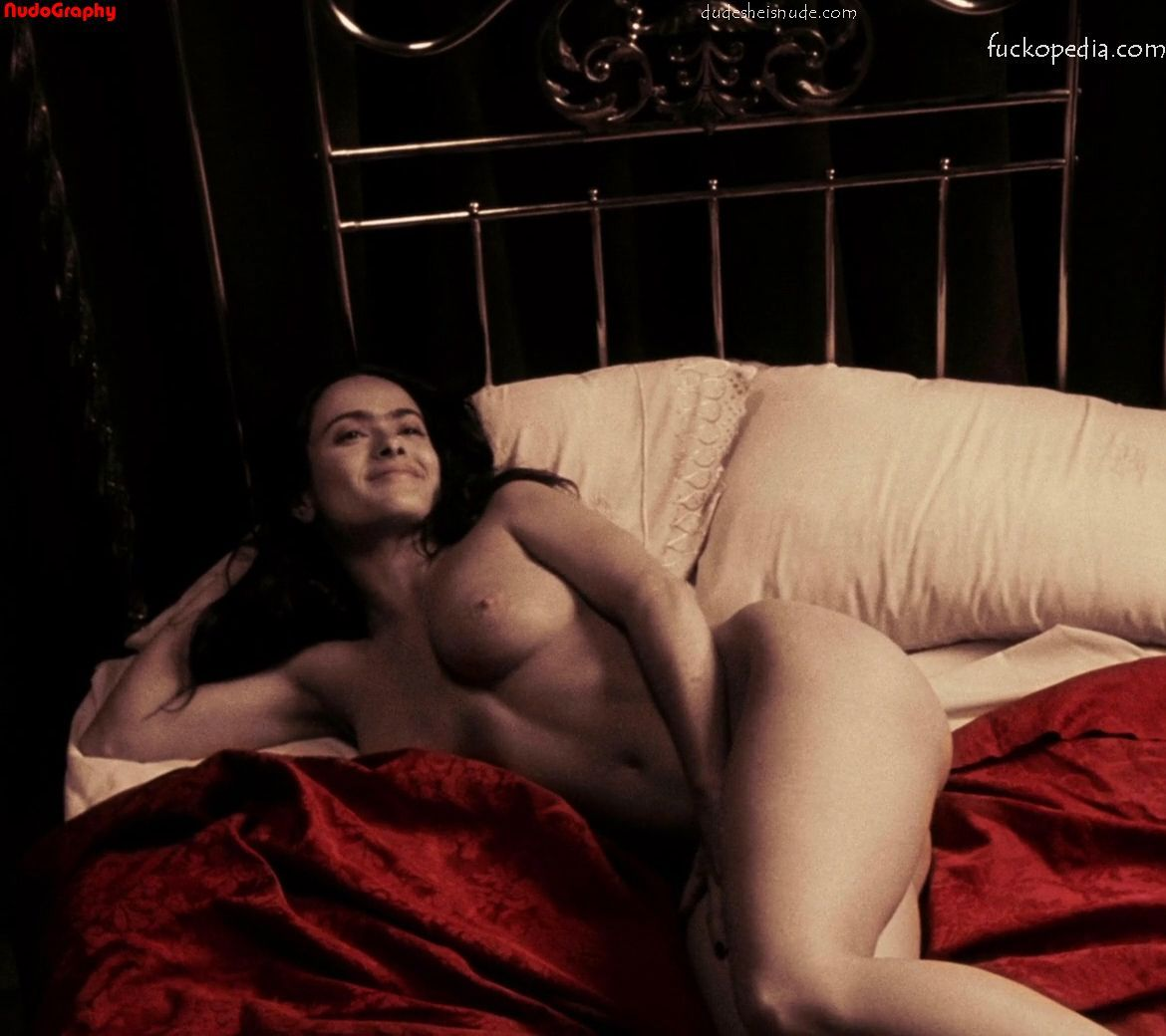 Salma Hayek Nude is Just Too Awesome 59 PICS