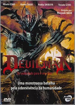 Download - Devilman - O Filme DVDRip - AVI - Dublado