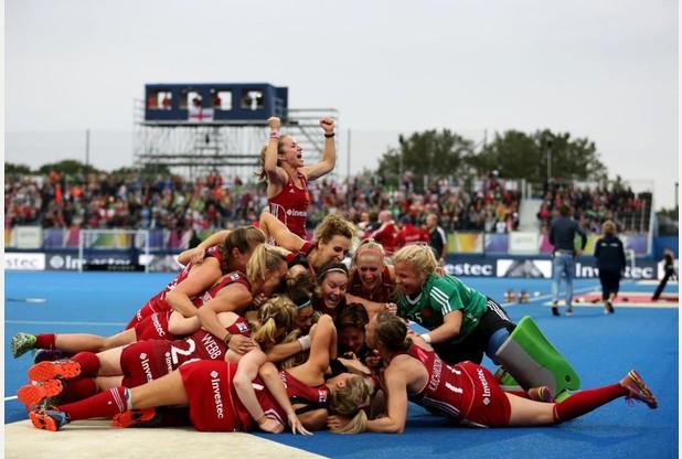HOCKEY HIERBA - Campeonato de Europa femenino 2015 (Londres, Inglaterra). Inglaterra vuelve a lo alto de Europa 24 años después