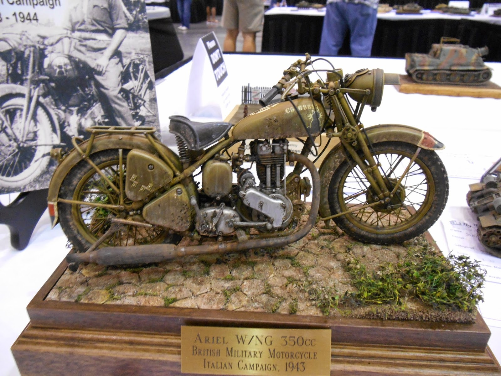 how to build 1 12 motorcycles
