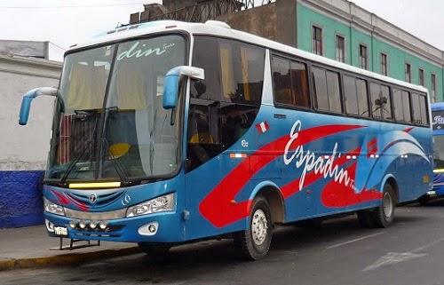 Transportes Espadin Tours
