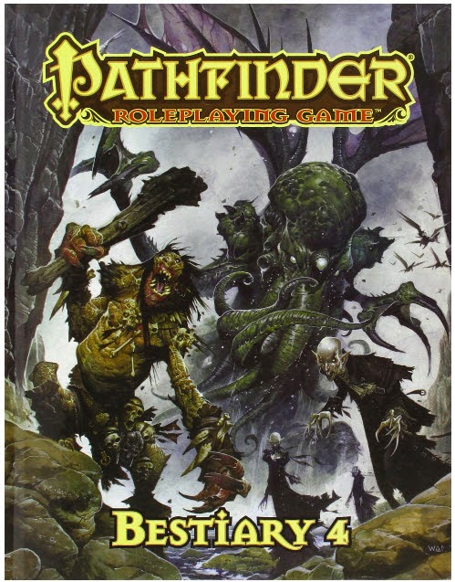 pathfinder roleplaying game bestiary 4 tabletop and board games rh chalgyr com monster manual 4e pdf free monster manual 4 3.5 pdf