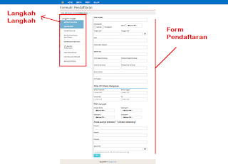 06 - Aplikasi Registrasi Penerima Bimbing Gres (Ppdb) Online Dengan Codeigniter