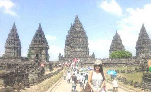 Candi Prambanan di Yogyakarta Tempat Wisata Terpopuler dan Terbaik Di Indonesia