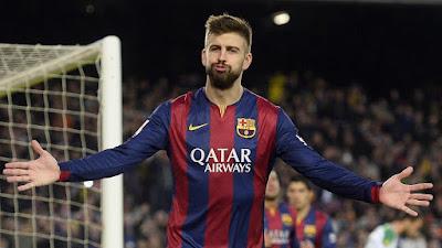 Pique Ingin Jadi Kapten Barcelona