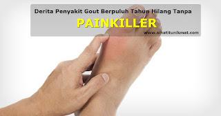 cara merawat gout
