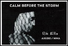 Rik Ellis Aikido / MMA Fights for UK1 Title