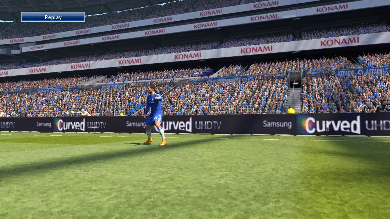 PTE Patch for PES 2015