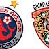 """Veracruz 2 Chiapas 1: """"El Tiburón Muerde De Último Minuto"""""""