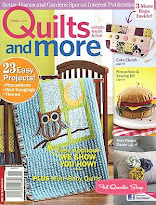 find my projects in these magazines!