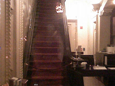 Real Ghost Photo: Hull House Apparition