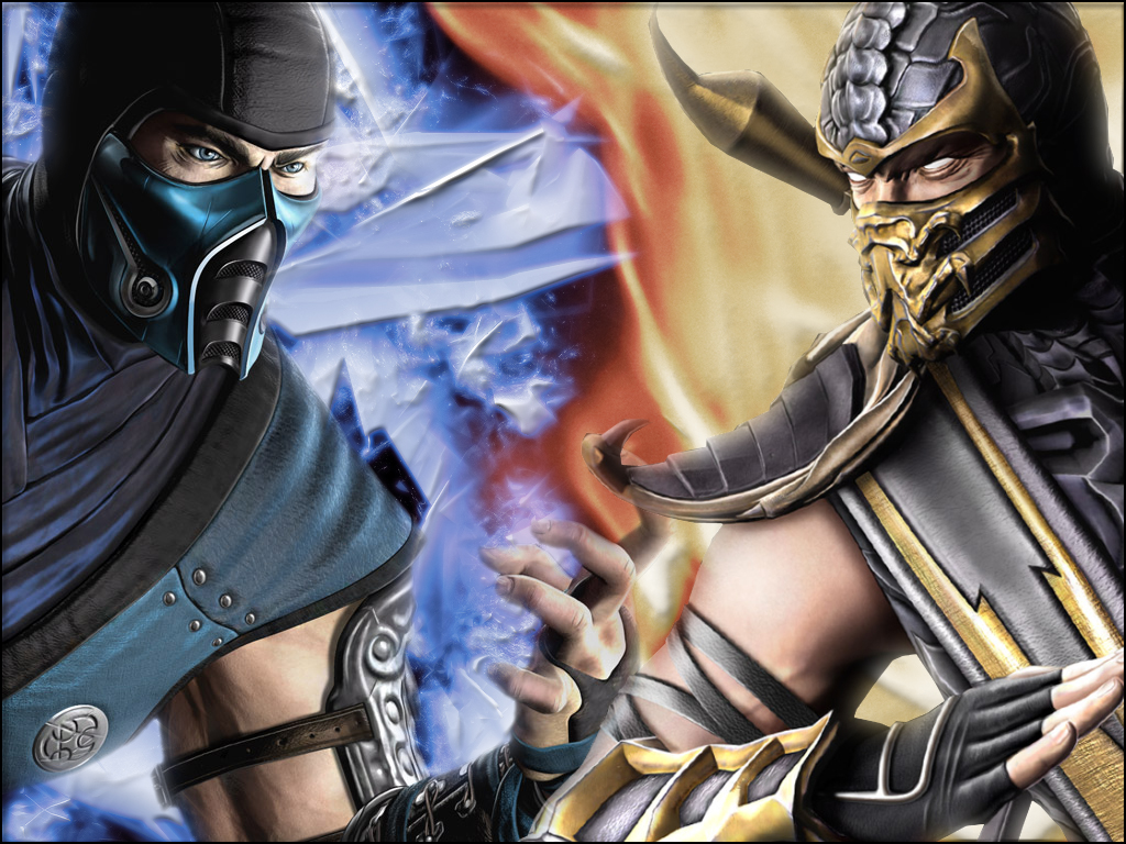 Mortal kombat HD & Widescreen Wallpaper 0.787429302095596