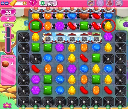 Candy Crush Saga 909