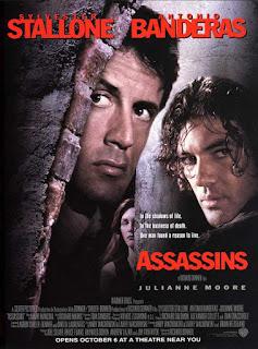 Asesinos (Assassins) Poster