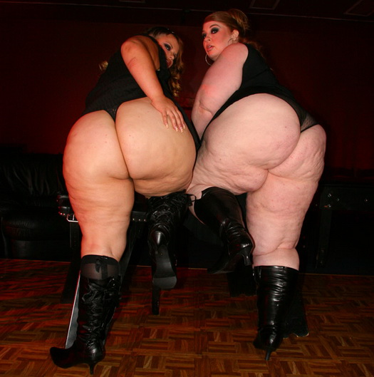 the fattest asses on women in porn