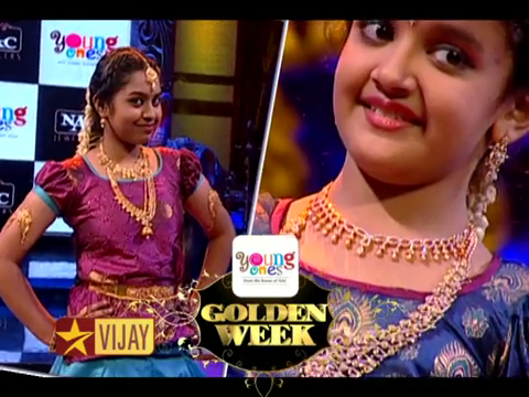Super Singer Junior 4 | 17th to 21st November 2014 Promo  Vijay Tv Golden Week