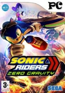 Baixar Sonic Riders: Zero Gravity – PC Completo