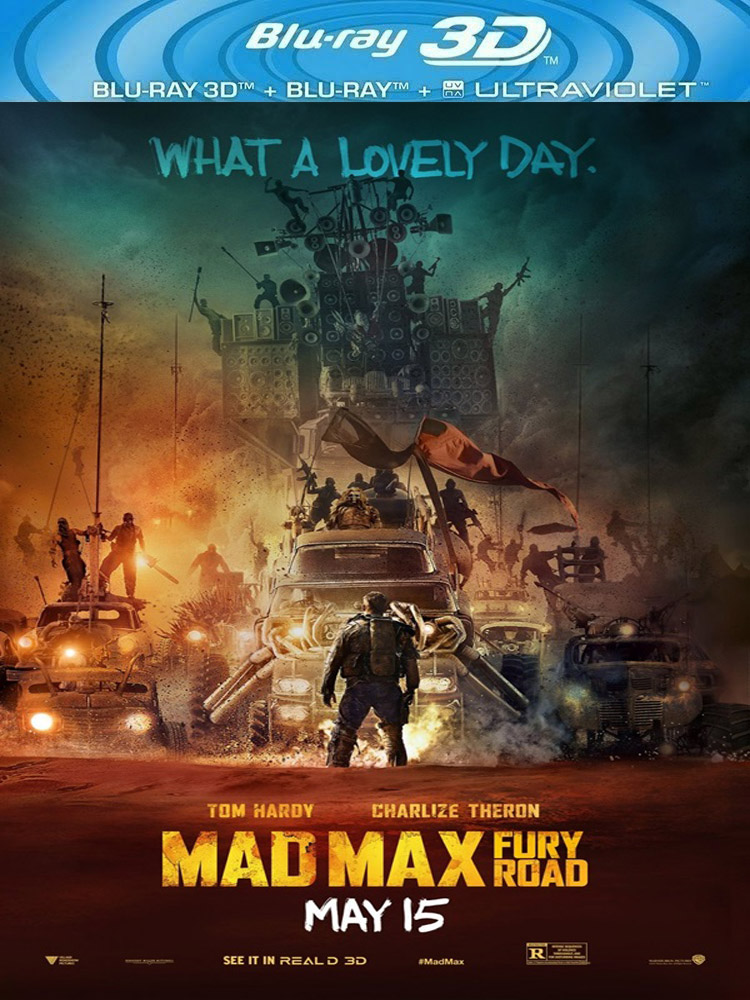 Mad Max: Fury Road (2015) 3D Film indir